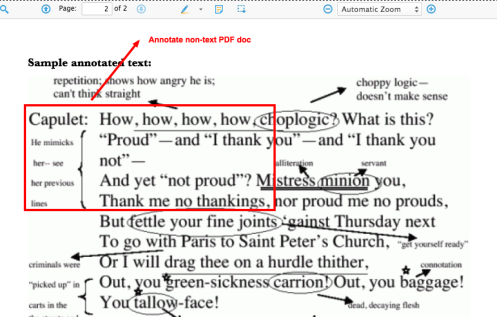 Diigo Pdf File Highlighting Tips